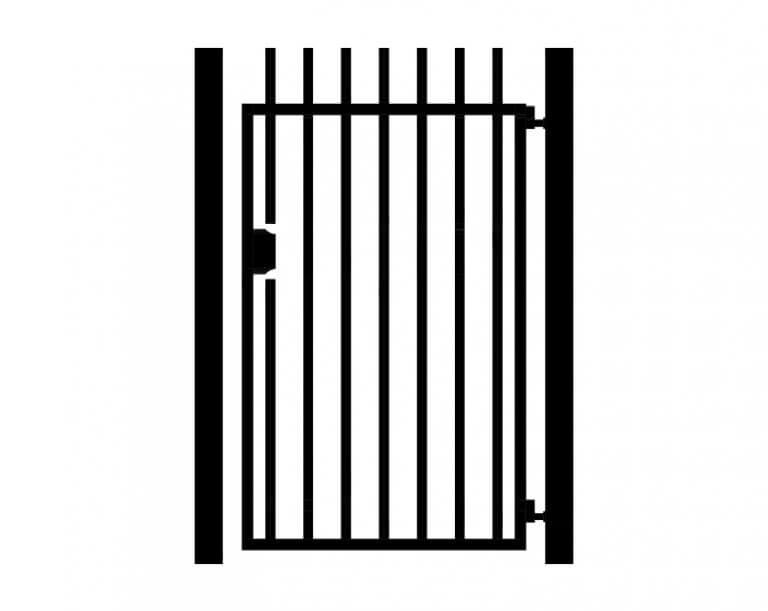 zauncenter 2000 sicherheitszaun eingangstore zeichnung