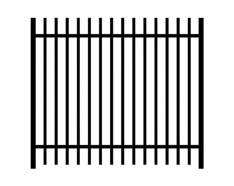 zauncenter 2000 sicherheitszaun zeichnung