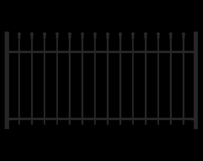 zauncenter 2000 gartenzaun bruessel zeichnung
