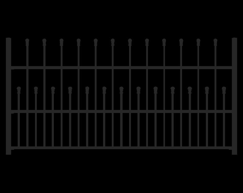 zauncenter 2000 gartenzaun paris zeichnung