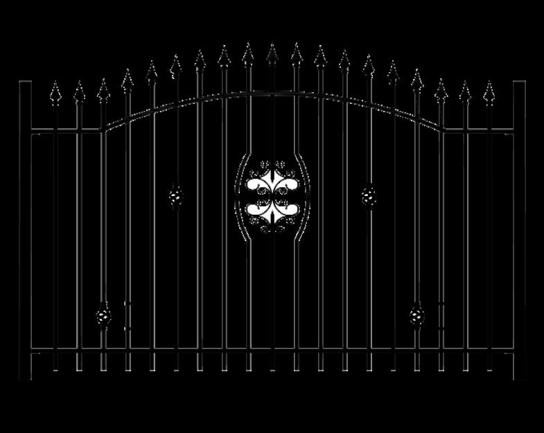 zauncenter 2000 gartenzaun moosburg zeichnung