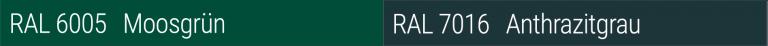 zauncenter 2000 gmbh standardfarben doppelstabmatten